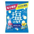 ロッテ 塩小梅タブレット(袋) 梅&レモン  1個