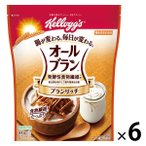 日本ケロッグ オールブラン ブランリッチ 徳用 400g 6袋 機能性表示食品