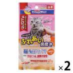 ドギーマン キャットフード 猫ちゃんホワイデント ストロング チキン味 国産 25g 2袋