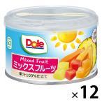 ドール ミックスフルーツ100%ジュース 227g 12個