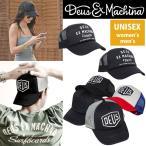 運動帽 - Deus Ex Machina デウス エクス マキナ メッシュ キャップ 帽子 スナップバック アメカジ レディース メンズ 男女兼用