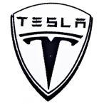 全国配送料無料!テスラ電気自動車パッチ Dreamhigh_skyland でバッジ記号紋章衣装を刺繍ロゴに鉄を縫う 海外正規流通品 並行輸入品