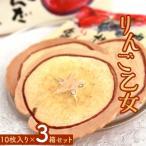飯田市 ふるさと納税 「りんご乙女」 10枚入り×3箱セット