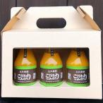 湯浅町 ふるさと納税 主井農園のこだわりnoみのりジュース お試し3本セット(おまかせ)