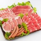 大津町 ふるさと納税 【ファームヨシダ】えころとん・豚肉5種計1160g・バラエティーセット