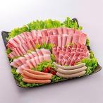 大津町 ふるさと納税 【ファームヨシダ】えころとん・豚肉5種計1250g・豚肉バーベキューセット