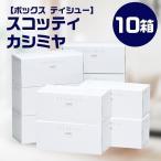 福知山市 ふるさと納税 【ボックスティッシュ】 スコッティ カシミヤ 10箱 C25