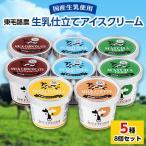 ふるさと納税 太田市 生乳仕立てアイスクリーム 8個セット