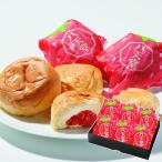 お歳暮 お菓子 洋菓子 八天堂プレミアムフローズンくりーむパンあまおう苺 6個