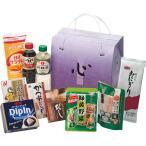 手提げバラエティセット HK-ES || 内祝 油 しょうゆ 醤油 調味料 食品 食べ物 ギフト 贈り物 詰め合わせ セット