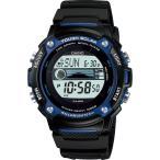 カシオ スポーツ腕時計 W-S210H-1AJF ポイント