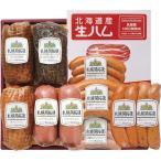 札幌バルナバハム 北海道産ハム・ソーセージ詰合せ SDY-100A    内祝 ハム 食品 食べ物 グルメ ギフト 贈り物 詰め合わせ セット PT