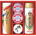 のり茶漬・かつおぶし・瓶詰・缶詰セット SIT-25 || 内祝 珍味 佃煮 漬物 食品 食べ物 グルメ ギフト 贈り物 詰め合わせ