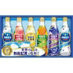 お中元 送料無料 夏ギフト 「カルピス」ギフト(6本) CR30 ジュース 詰め合わせ セット ギフト プレゼント PT