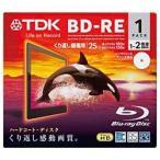TDK くり返し録画用ブルーレイディスク BD-RE BEV25PWA1A