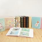 L判・ポストカードサイズ兼用 200枚収納 万丈 200フォトアルバム 全7種類