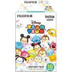 チェキフィルム インスタックスミニ 1P ツムツム ディズニーキャラクター Disney TsumTsum