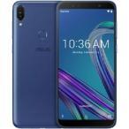 ASUS(����������) Zenfone Max Pro M1 ZB602KL-BL32S3 ���ڡ����֥롼 Android 8.1��6.0�� nanoSIM��2 SIM�ե���ޡ��ȥե���