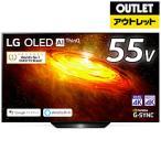 LG(エルジー) OLED55BXPJA 有機ELテレビ �