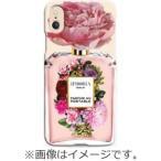 IPHORIA Case for Apple iPhone X - Perfume Flower Bouquet 14836 [振込不可]