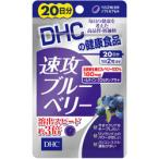 DHC 【DHC】 速攻ブルーベリー 20日分 40粒