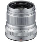 富士フイルム FUJIFILM カメラレンズ XF50mmF2 R WR【FUJIFILM Xマウント】(シルバー)