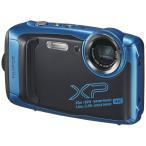 フジフイルム 防水コンパクトデジタルカメラ FinePix(ファインピックス) XP140 スカイブルー [防水+防塵+耐衝撃]