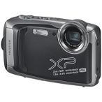 FUJIFILM 防水カメラ XP140 ダークシルバー FX-XP140DS