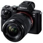 標準ズームレンズ「FE28-70mm F3.5-5.6 OSS」付属。光学式5軸手ブレ補正機能を搭載...