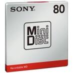 ソニー ミニディスク(80分・1枚パック) MDW80T