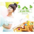 ワーナーホームビデオ 井口裕香 / 2ndアルバム「az you like...」 初回限定盤 CD