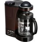 パナソニック ミル付き浄水コーヒーメーカー(5杯分) NC-R500-T ブラウン
