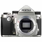 【お取り寄せ】PENTAX PENTAX KP【ボディ(レンズ別売)】(シルバー)/デジタル一眼レフカメラ