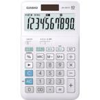 カシオ CASIO W税計算対応電卓 JW-100TC-N 10桁