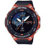 カシオ スマートウォッチ 「Smart Outdoor Watch PRO TREK Smart」 (オレンジ) WSD-F20-RG