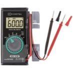 共立電気計器 KYORITSU デジタルマルチメータ(ハードケース) KEW1019R