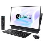 NEC(エヌイーシー) デスクトップPC LAVIE Desk Allinone PC-DA370MAB [Celeron・23.8インチ・メモリ 4GB] [振込不可]