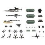 ROBOT魂 機動戦士ガンダム SIDE MS  ジオン軍武器セット ver. A.N.I.M.E. ABS製