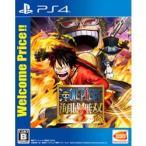 バンダイナムコエンターテインメント ワンピース 海賊無双3 Welcome Price!! 【PS4ゲームソフト】