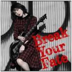 西沢幸奏 / 「Break Your Fate」 初回限定盤 DVD付 CD [振込不可]
