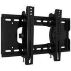 エムエムケー モニター壁掛け金具 [26〜40インチ対応 /マルチ対応角度調整型] MKB-S2P ブラック