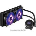 クーラーマスター MasterLiquid ML240L RGB