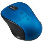 ナカバヤシ 小型Bluetooth静音3ボタンBlueLEDマウス MUS-BKT111BL