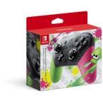 任天堂 Nintendo Switch Proコントローラー スプラトゥーン2エディション 【Switch】 [HAC-A-FSSKB]