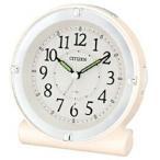 【お取り寄せ】リズム時計 8REA18-013 目覚まし時計 「セリア」