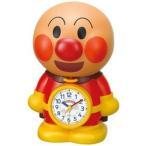 リズム時計 目覚まし時計 「アンパンマンめざましとけい」 4SE552M06