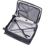 LOJEL スーツケース 120L(130L) CUBO ブラック N-Cubo-LL [TSAロック搭載]