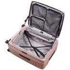 LOJEL スーツケース 120L(130L) CUBO ローズ N-Cubo-LL [TSAロック搭載]