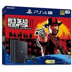 ソニー・インタラクティブエンタテインメント PlayStation 4 Pro レッド・デッド・リデンプション2 パック [ゲーム機本体] [CUHJ10028] [代引不可][振込不可]
