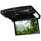 ALPINE プラズマクラスター技術搭載 10.2型WXGA リアビジョン PXH10S-R-B カーテレビ・AVユニット